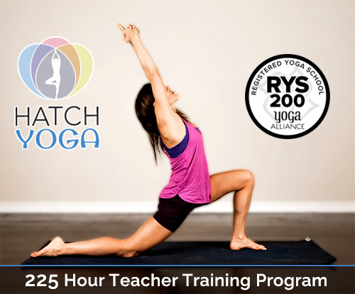hatch yoga teacher training program