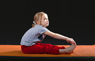 Yoga for Kids with Special Needs